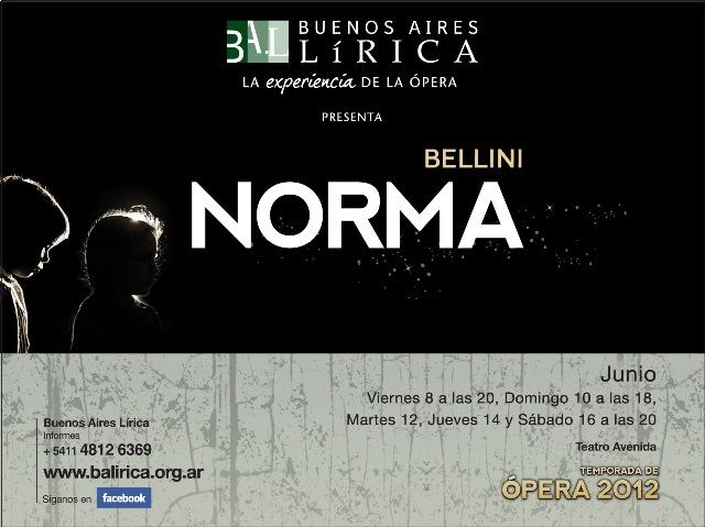 Norma | Josefina Vecchietti